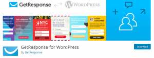 getresponse wordpress addon